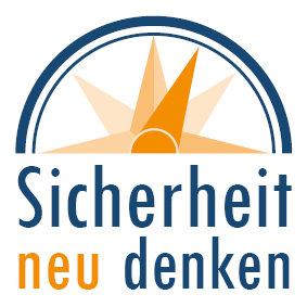 """Logo von """"Sicherheit neu denken"""""""